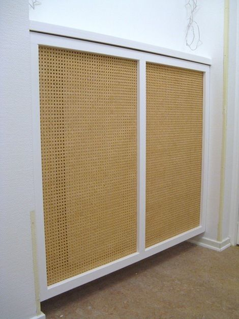 Baseboard Radiator Covers