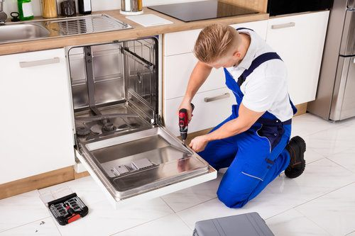 How To Install A Dishwasher Where There Was None